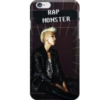 Grunge Series: RAP MONSTER iPhone Case/Skin