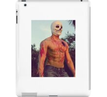 MUERTO 2 iPad Case/Skin