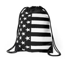 Stars and Stripes Classic Drawstring Bag