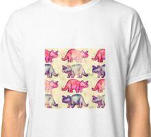 Team Triceratops Classic T-Shirt