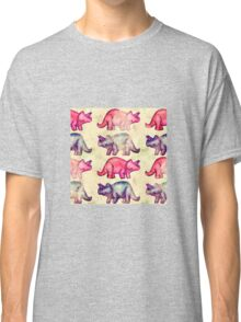 Team Triceratops Classic T-Shirt