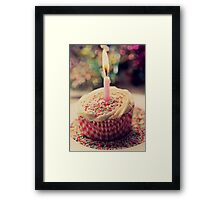 There Is No Such Thing As Too Many Sprinkles Framed Print