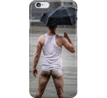Only in London with Nick iPhone Case/Skin