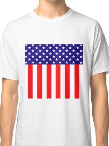 Stars and Stripes Classic Classic T-Shirt