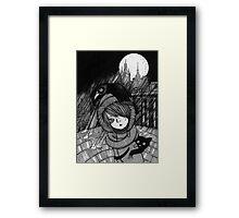 Dreich Day Framed Print