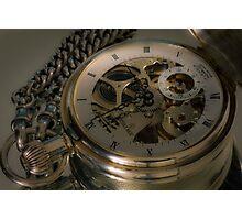 Pocket Watch Photographic Print