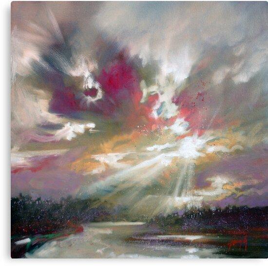 Loch Light by scottnaismith