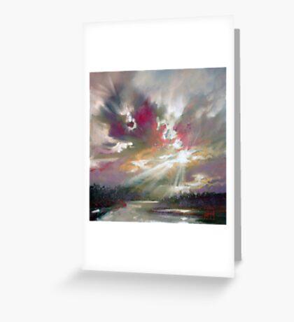 Loch Light Greeting Card