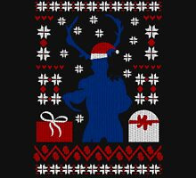 Ugly Christmas Sweater - WENDIGO Long Sleeve T-Shirt