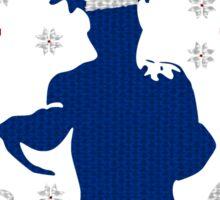 Ugly Christmas Sweater - WENDIGO Sticker