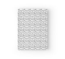 Puppies, kittens, cats, dogs & them! Hardcover Journal