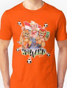 Let's Go DUTCH!! Unisex T-Shirt