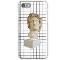 FLORAL SHOPPE GRID iPhone Case/Skin