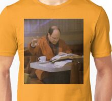 obligatory seinfeld slay the party shirt Unisex T-Shirt