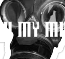 Doctor Who - Are You My Mummy? Sticker