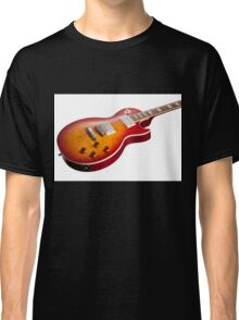 Les Paul Guitar Cherry Sunburst Classic T-Shirt