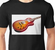 Les Paul Guitar Cherry Sunburst Unisex T-Shirt