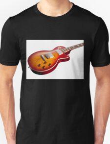 Les Paul Guitar Cherry Sunburst T-Shirt