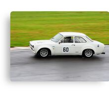 Ford Escort MK1 Canvas Print