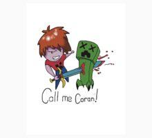 CallMeCoran Shirt #1 by CallMeCoran