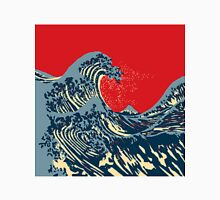 The Great Hokusai Wave Hope Election Style Classic T-Shirt