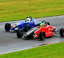 Formula Ford 1600 by Willie Jackson