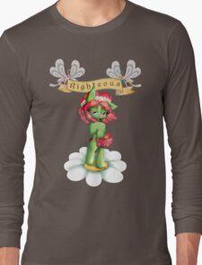 THE BIRTH OF AN EQUINE VENUS (NO BG) Long Sleeve T-Shirt