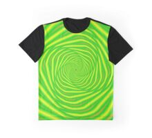 Red Spot Graphic T-Shirt
