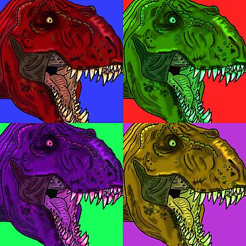 Faces of Rex by digihill