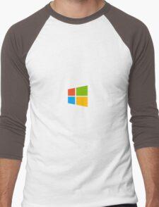 Microsoft Windows Men's Baseball ¾ T-Shirt