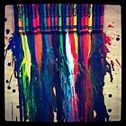 Melted Rainbow by Sarah-Jo Archbold