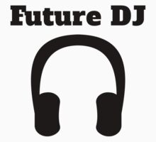 Future DJ Kids Tee
