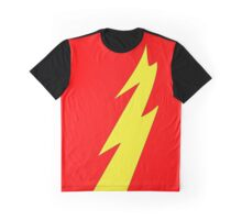Jay Garrick bolt Graphic T-Shirt