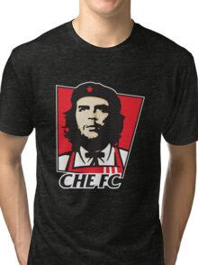 CheFC - The Revolution will be extra crispy! Tri-blend T-Shirt