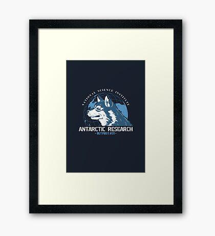 Outpost #31 Framed Print
