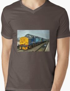 Yarmouth Tractor  Mens V-Neck T-Shirt