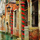 A Venetian Hotel  by Martina Fagan