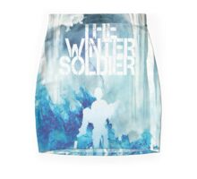 The Winter Soldier Mini Skirt