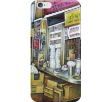 Emotionally Charged Forces of Light, Singapore iPhone Case/Skin