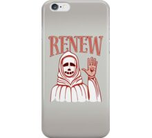 Renew iPhone Case/Skin