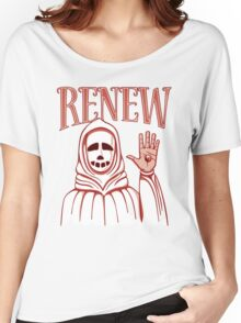 Renew Women's Relaxed Fit T-Shirt
