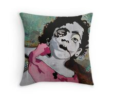 3year old Syrian Girl Throw Pillow