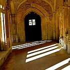 Lacock Abbey by jo monck