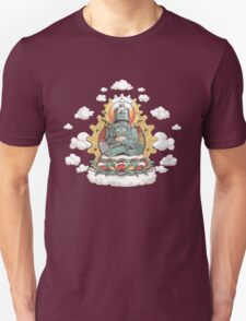 """Mr. Ohmz"" the Buddha Bot v6 Unisex T-Shirt"