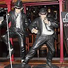 Blues Brothers in Cairns, Australia by JolaMartysz