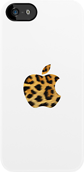 Cheetah Apple by XxJasonMichaelx