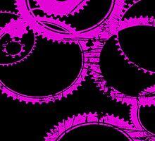 Pink Gears by XxJasonMichaelx