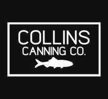 Collins Canning Company White by waywardtees