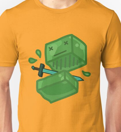 A Slime's Fatality! Unisex T-Shirt