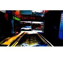 MazeD Photographic Print